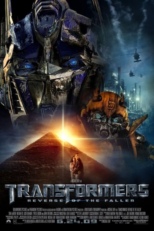 دانلود فیلم Transformers: Revenge Of The Fallen 2009